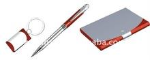 hot sell key chain gift set/new design gift items/fashion design gift premium