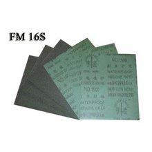 Waterproof Abrasive Paper FM16S