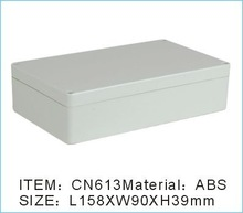 plastic enclosure CN613,plastic box,waterproof enclosure,enclosure