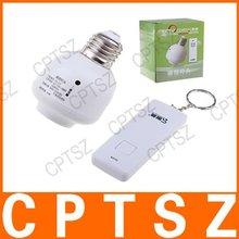 10M screw remote control light lamp bulb holder cap