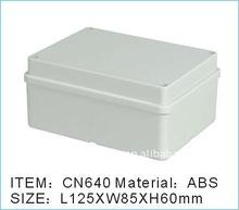 plastic enclosure CN640,plastic box,waterproof enclosure,enclosure