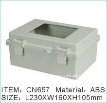 plastic enclosure CN657,plastic box,waterproof enclosure,enclosure