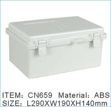 plastic enclosure CN659,plastic box,waterproof enclosure,enclosure
