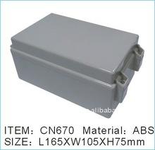 plastic enclosure CN670,plastic box,waterproof enclosure,enclosure
