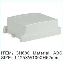 plastic enclosure CN680,plastic box,waterproof enclosure,enclosure