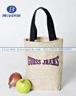 Handle jute fruit bag