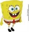 Plush sponge bob