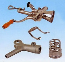 aluminum die casting , food equipment , Stainless steel precisely casting Parts for food and beer