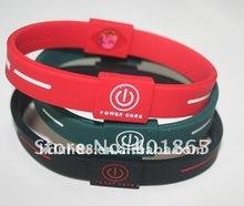 Power core power core men ion bracelet with negatve ion