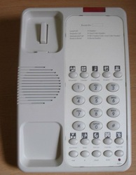 guestroom phone LF-9002A 2 line or 1 line optical
