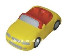 PU Stress Balls Sports Car