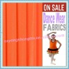 On Sale 4 Way Stretch Knitted Dance Wear Fabric