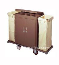 cleaning troleey housekeeping cart (F-185)