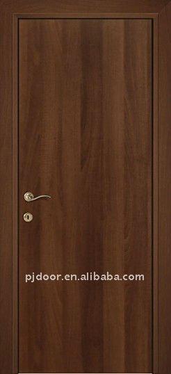 Design Simples Modern Porta De Madeira Yhwf 232 Walnut Cor