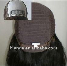 100% European Human Hair Jewish Wigs