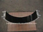 Aluminum Bracelet anodes for pipeline