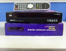Azbox s810B satellite receiver Smart card reader