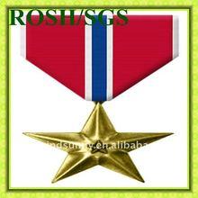 blank sports of pentagram commemorative medal