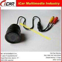 Waterproof IR Night Vision CMD Car Reversing Camera / Rear Car Camera C280