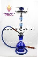 Beautiful crystal hookah shisha medium size