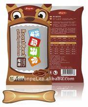 Super Premium Roast Beef Flavor Teeth-Cleaning Bone Dental Chews