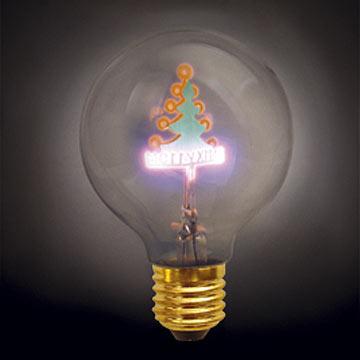 LIGHT BULB FLAME FLICKER BULB LIGHT