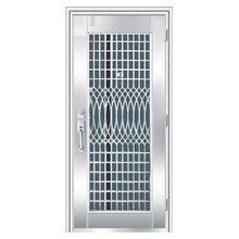 Exterior Security Steel Double-Layer Door