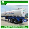 Stainless Steel Oil Tanker trailer 40000L