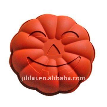 FDA&LFGB Halloween Pumpkin Cake Mould