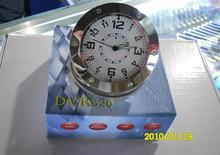 Metal Clock Camera,Micro clock Camcorder CT1109