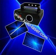 50mW blue laser show system, club laser lighting