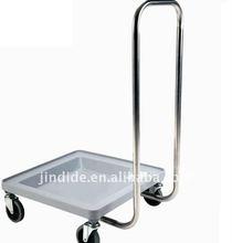 Glass Rack Trolley