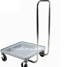 Glass Rack Trolley