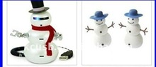 Snowman USB Flash Drive For Christmas Promotion