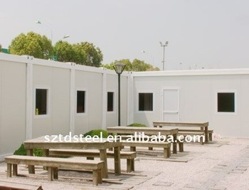 prefab cabin container house