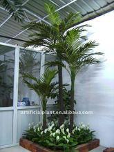 artificial small coconut tree