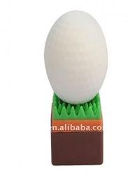 4GB Stylish Tennis Ball USB 2.0 Flash Drive