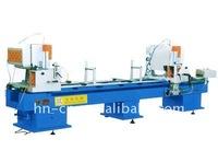 LJZ2-450*3700 Double Mitre Saw -aluminum cutting machine