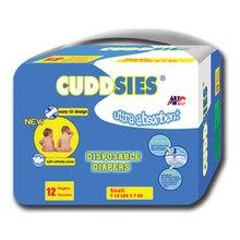 Baby Diapers (Cuddsies Premium Diapers)