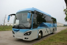 New travel bus PK6128A3 For Chile South America Edition