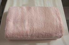 100% cotton velour face towel
