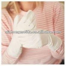nylon ceremony gloves