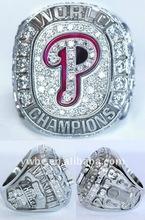New 2008 Tampa Bay Rays A.L crystal Championship rings,fashion world championship rings(R100007)
