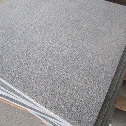 Flamed Brushed G654 Granite