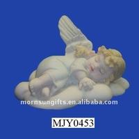 angel baby sculptures