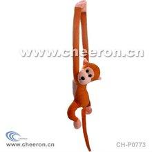 Plush Long arm Monkey,Squeaky Stuffed Toy