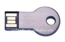 popular promotional gift 1gb,2gb,4gb,8gb,16gb,32gb oem metal key usb drive