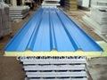 Poliuretano telhado painel de sanduíche com alta qualidade e preço competitivo