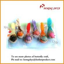 Decorative Feather Bird