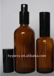 essential oil amber spray bottle